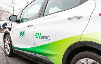 Self-metering EV chargers cut costs for Baltimore Gas & Electric's time-of-use pilot program with EnergyHub