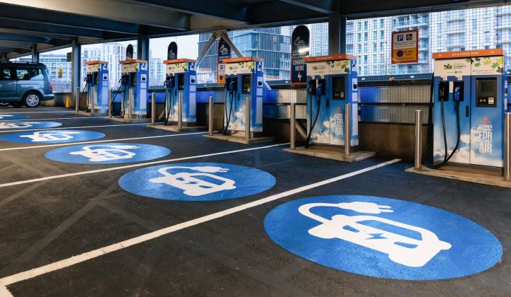 Engenie is looking to improve the consumer experience of EV charging. (Photo: Engenie)